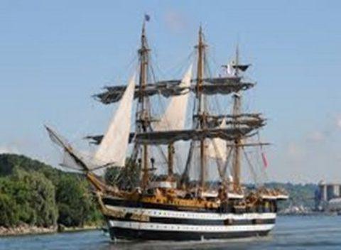 Week End à l'Armada de Rouen