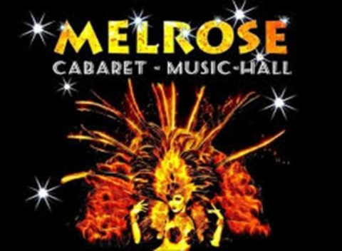 Repas spectacle au cabaret le Melrose