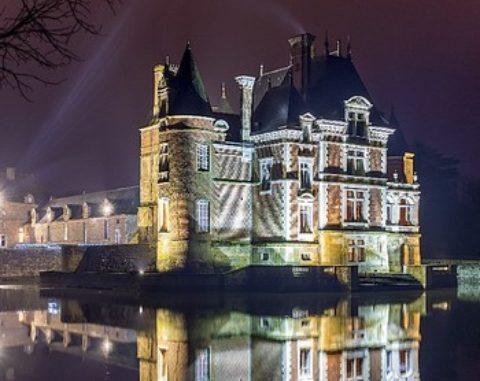 Noël au Château de la Bussière