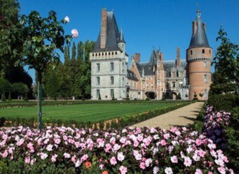 Spectacle au Château de Maintenon