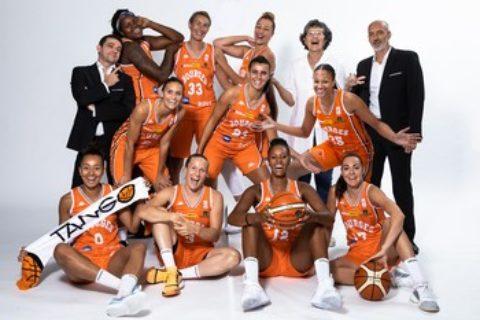 Rencontre avec les «Tango» Bourges Basket