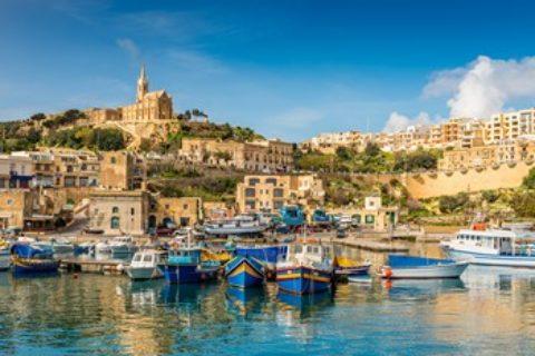 Week-end européen à Malte