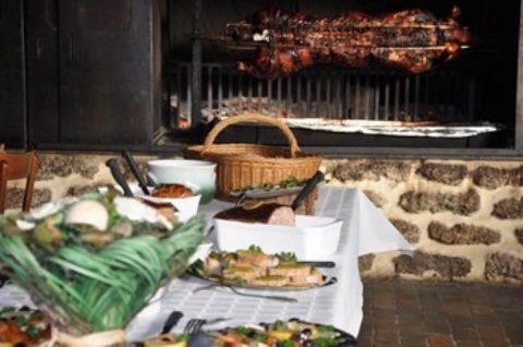 Repas décentralisé «au cochon grillé»