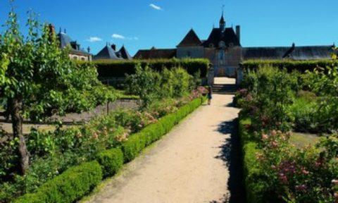 Après-midi au château de la Buissière