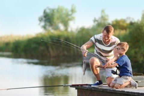 Viens taquiner les poissons ! annulé