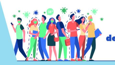 Mesures des Activités Sociales liées à l'épidémie du covid-19